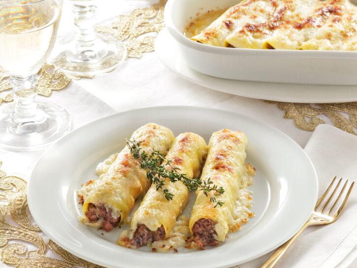 Cannelloni alla Barbaroux
