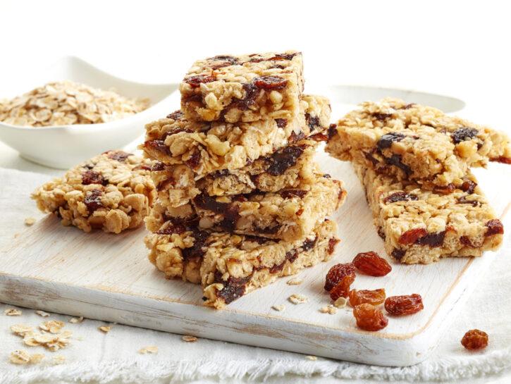 Granola ricetta - Credits: Shutterstock