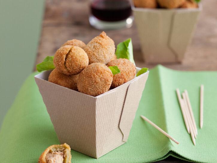 Olive all'ascolana: ricetta base