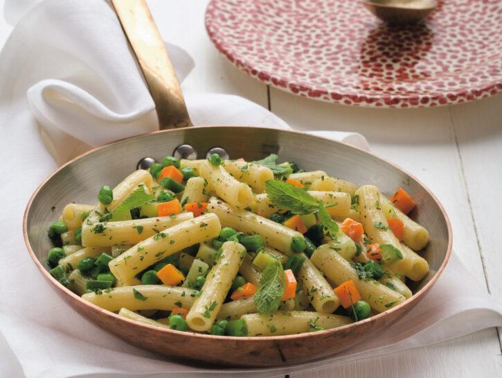 Sugo di verdure alle erbe aromatiche