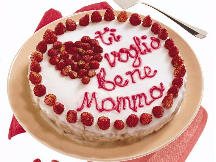 preparazione torta-glassata