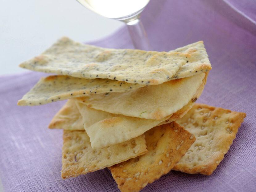 Crackers ai semi saporiti