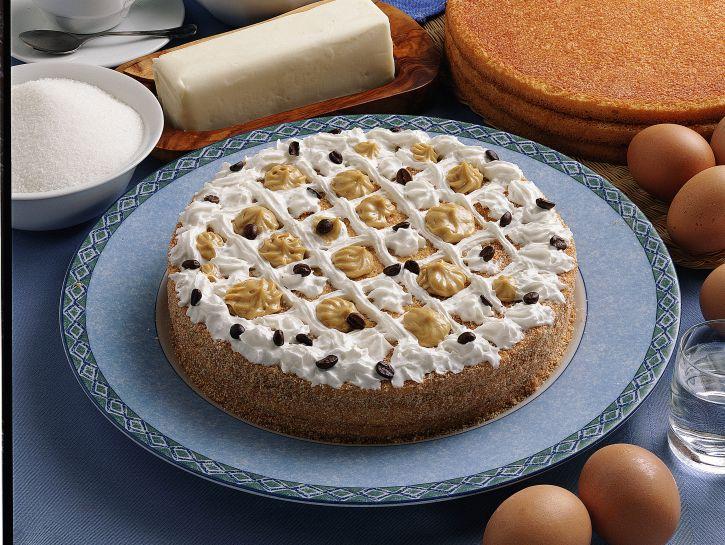 pan-di-spagna-farcito immagine