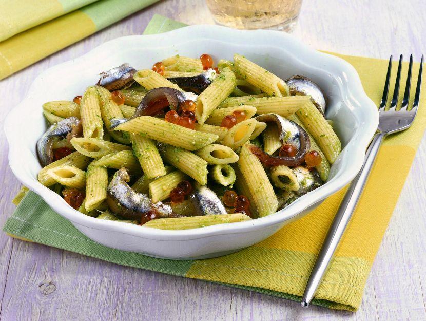 alici-con-pasta-e-salsa-verde