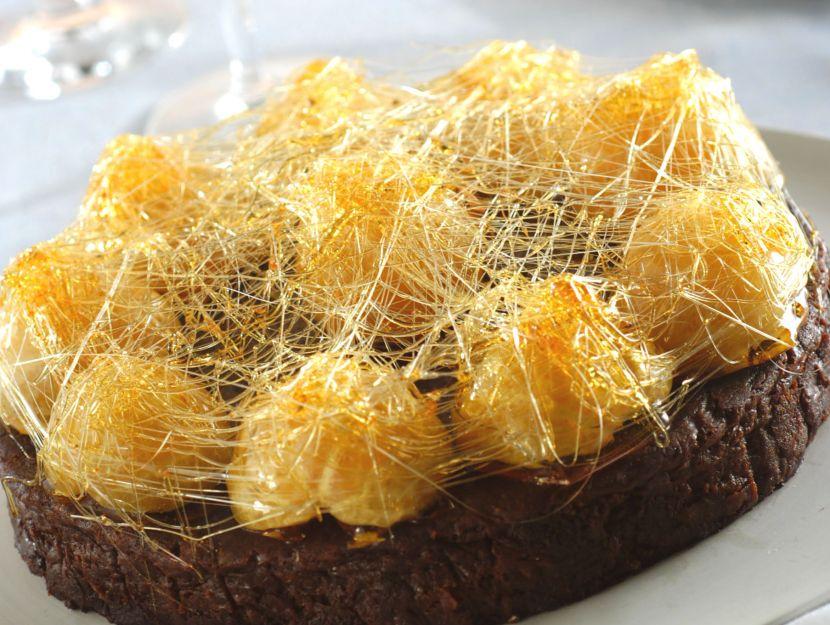torta-di-cioccolato-alle-clementine ricetta