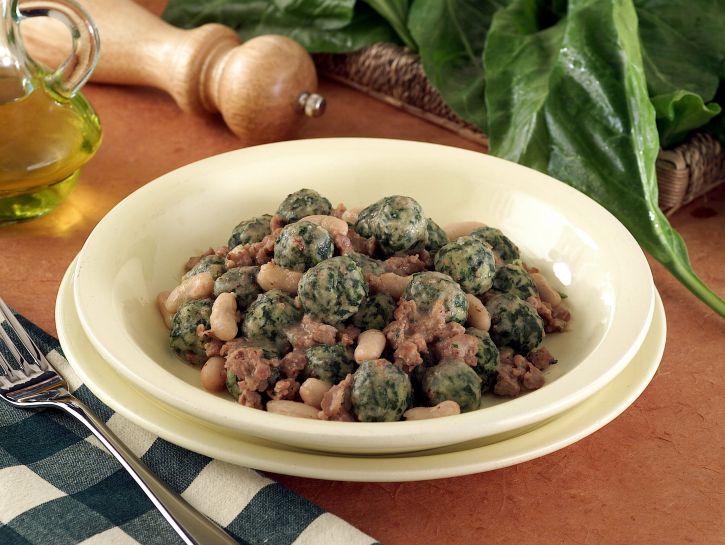 gnocchi-verdi-alla-salsiccia immagine