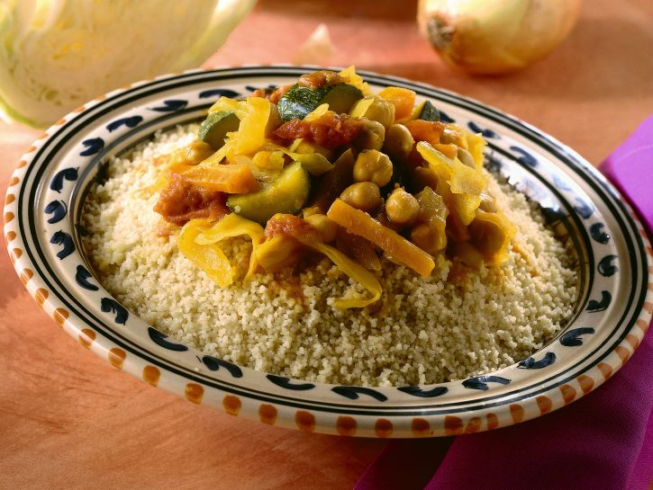 ricetta cous-cous-vegetariano