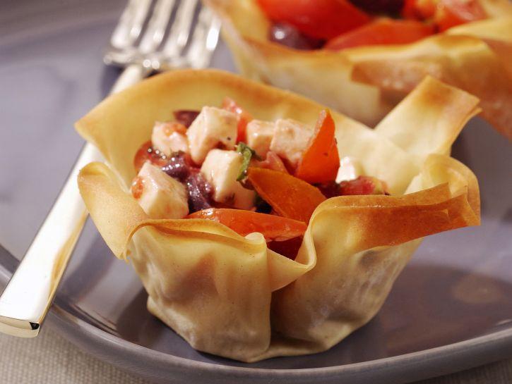 cestinetti-con-insalata-caprese immagine