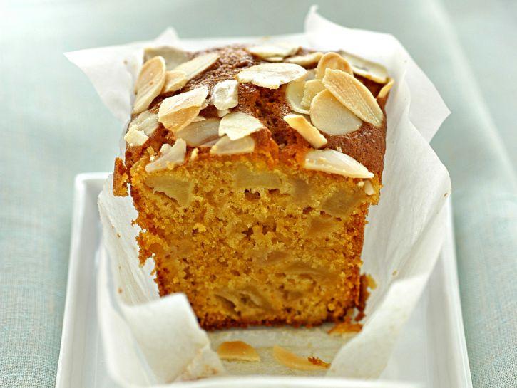 plum-cake-dolce-di-mele-al-calvados ricetta
