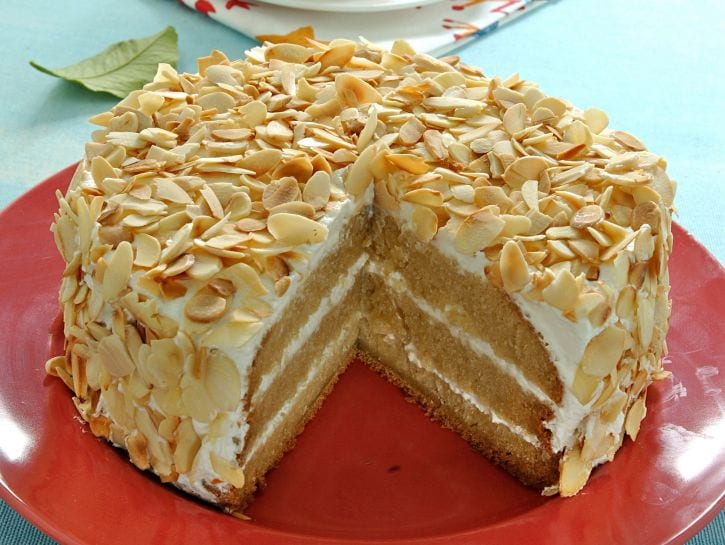 torta-al-cocco immagine