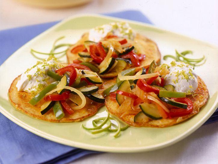 pancakes-ricotta-e-verdure ricetta