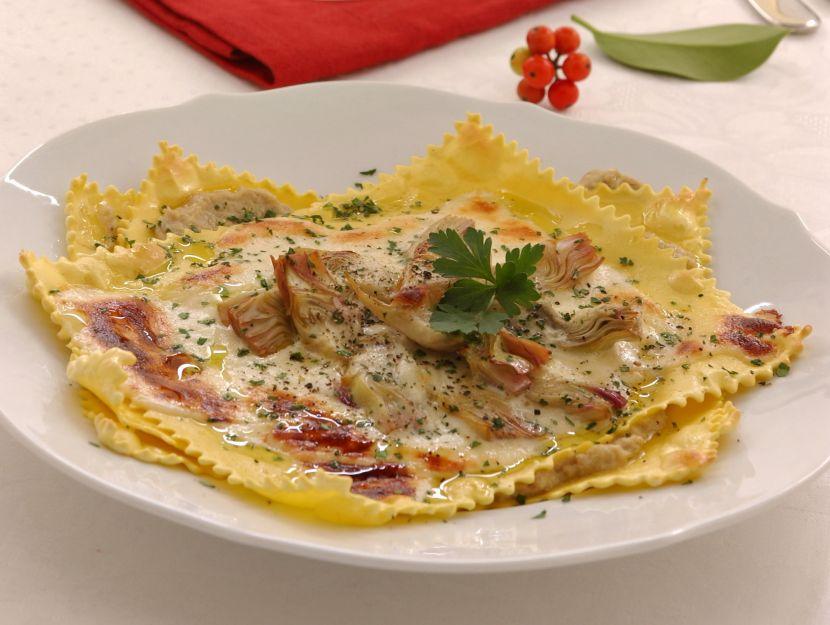 fazzoletti-ai-carciofi ricetta