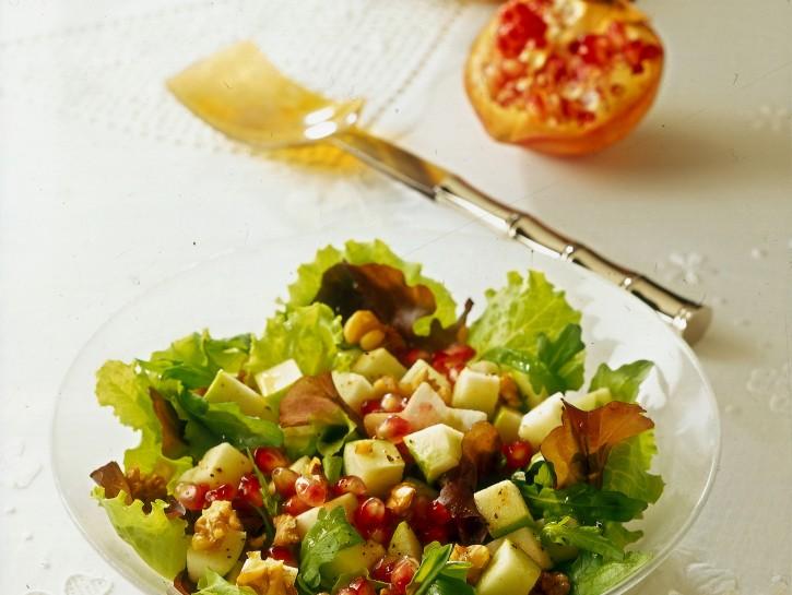 insalata-di-frutta-e-verdura ricetta