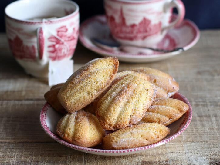 Madeleines francesi - Credits: Shutterstock
