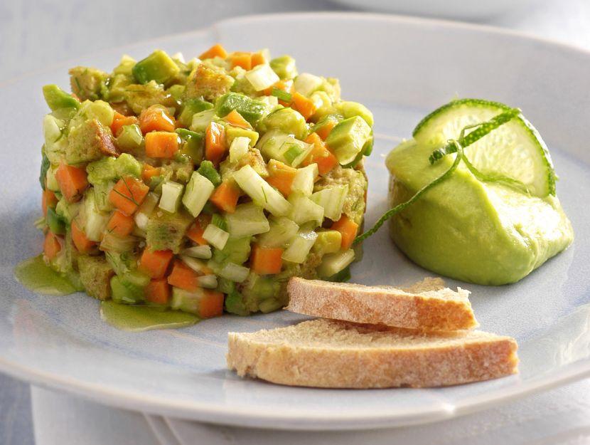 tartare-di-verdure-allo-zenzero