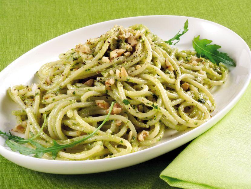 al-pesto-di-zucchine-e-rucola