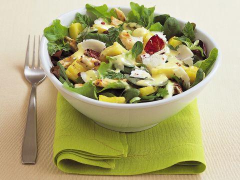 12 insalate di pollo light