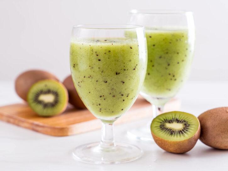 FRullato di mela e kiwi
