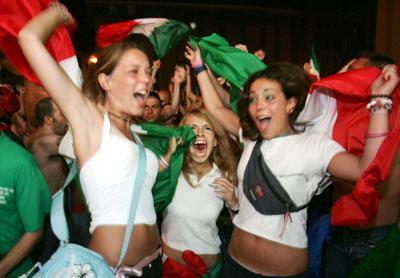 Gli italiani più belli... del mondo!