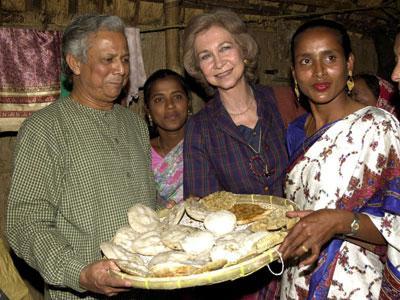 Un premio Nobel per le donne del Bangladesh
