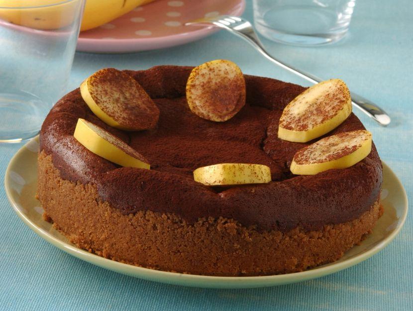 Cheesecake senza glutine agli amaretti