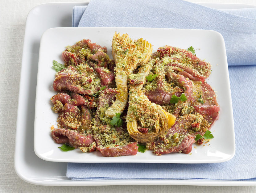 carpaccio-al-forno-con-trito-piccante