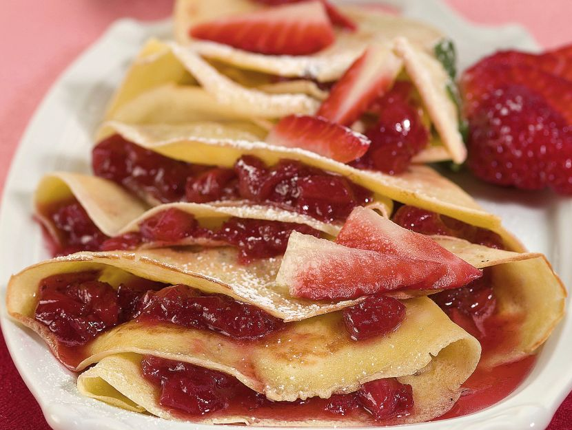 crepes-alle-fragole immagine