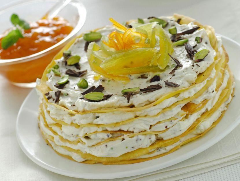 torta-di-crepes-alla-ricotta immagine