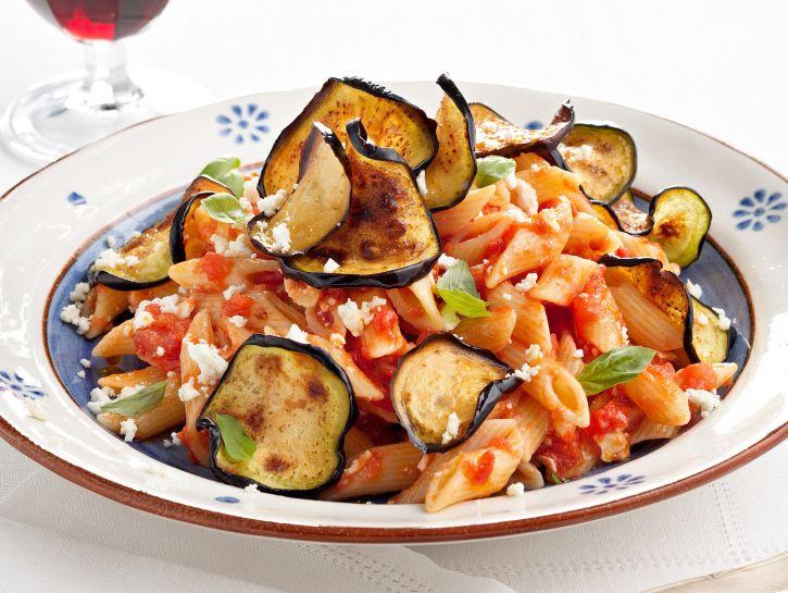 ricetta la-pasta-alla-norma