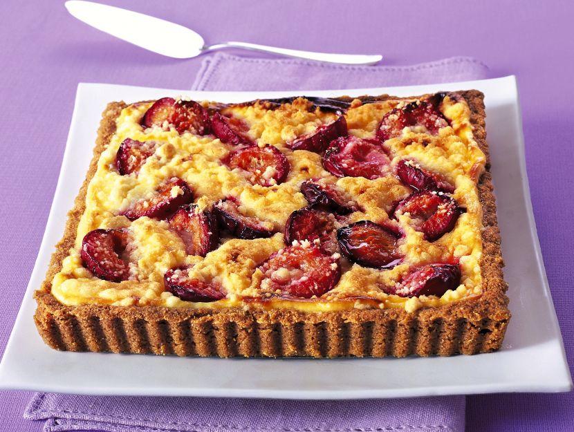 cheesecake-alle-prugne-rosse preparazione