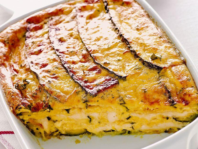 parmigiana-bianca-di-zucchine immagine