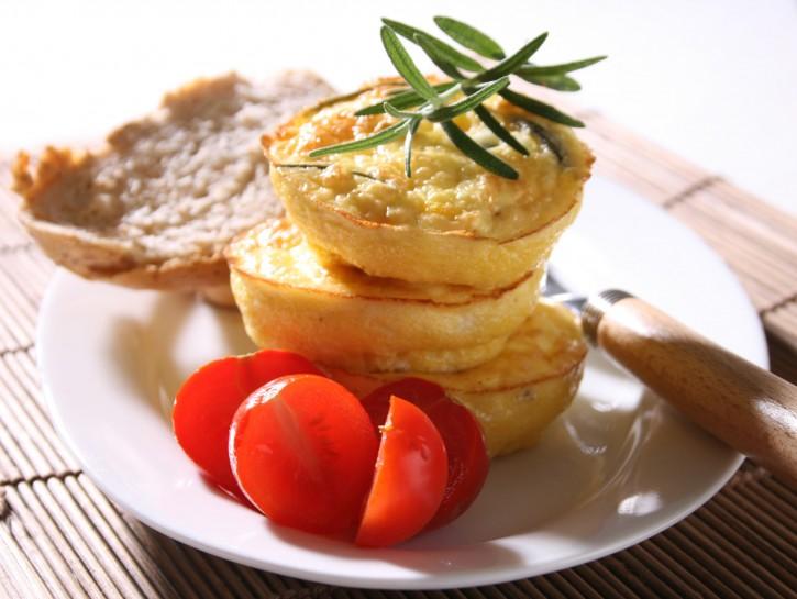 frittatine-al-formaggio preparazione