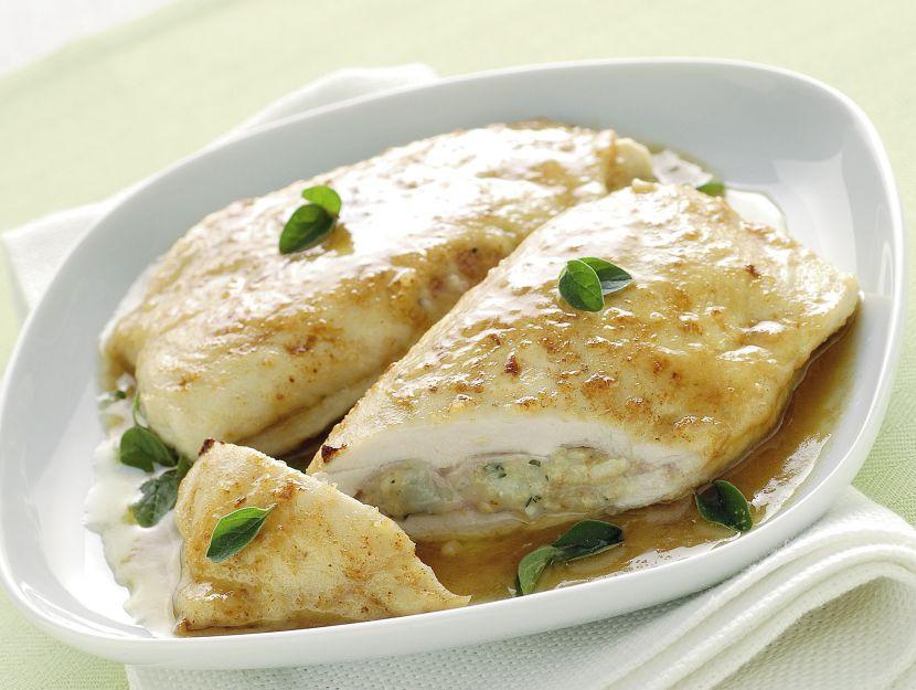 tasche-di-pollo-al-gorgonzola immagine