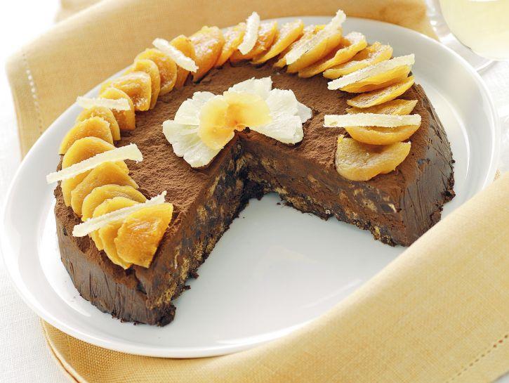 torta-fredda-al-cioccolato immagine