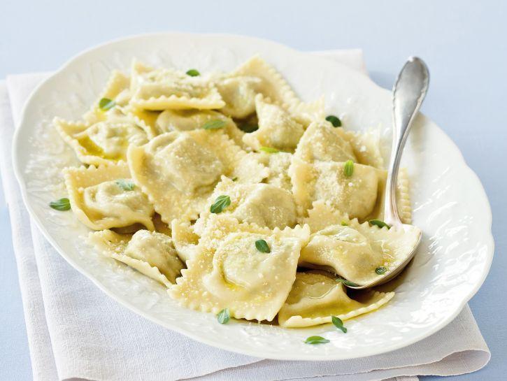 ricetta ravioli-di-carciofi