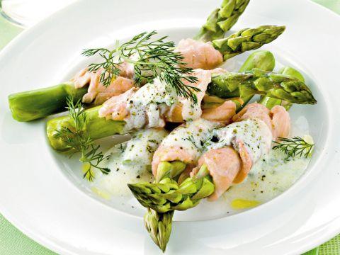 Ricette detox con gli asparagi