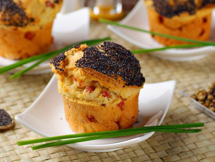 muffin-golosi-ai-semi-di-papavero ricetta