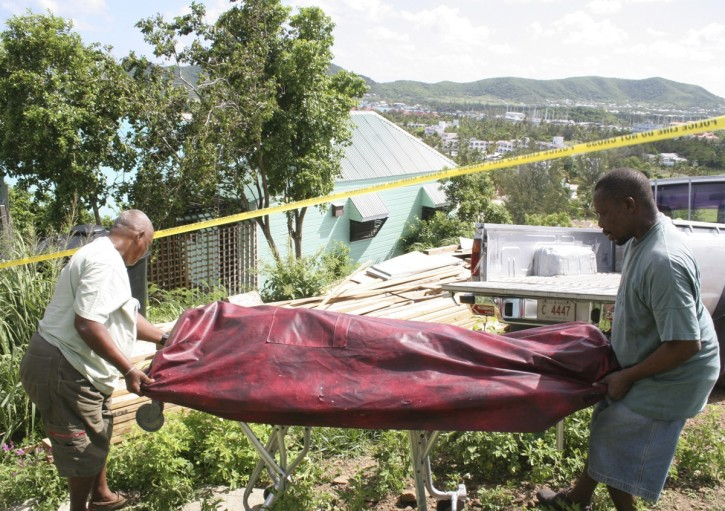 Tragica luna di miele ad Antigua