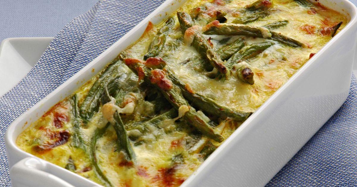 ricette di fagiolini verdi