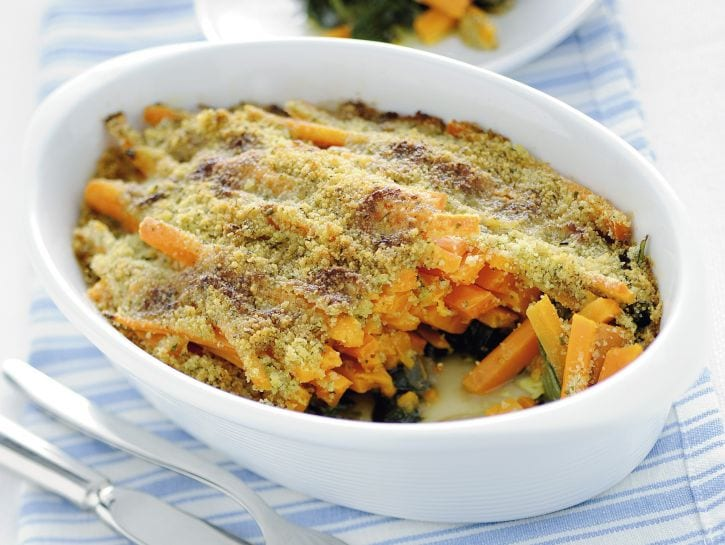 gratin-di-erbette-e-carote immagine