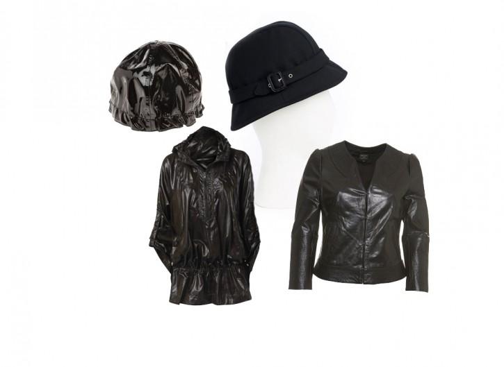 Moda e accessori per la pioggia