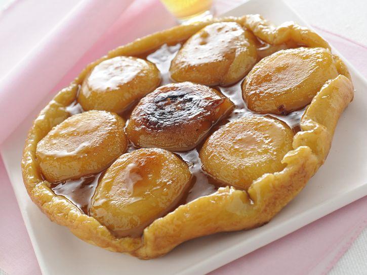tarte-tatin-classica-torta-rovesciata immagine