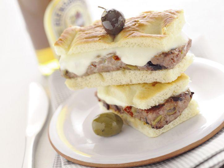 hamburger-di-tacchino-alle-olive immagine