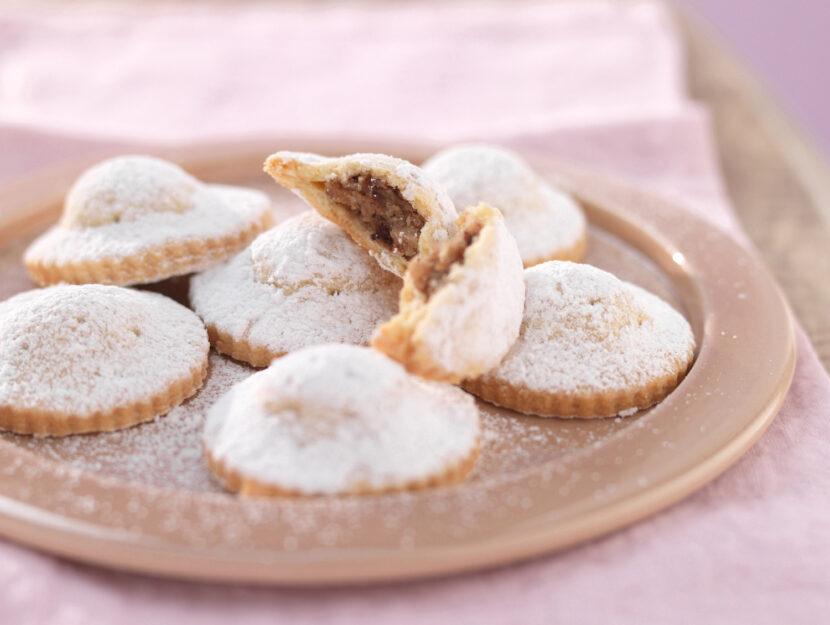Ravioli dolci di Modica o impanatiglie