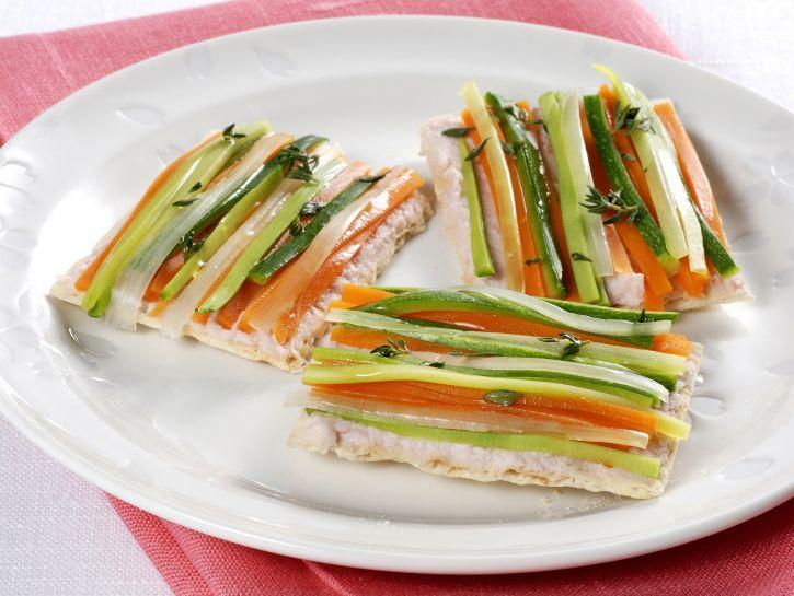 cialde-con-mousse-di-prosciutto-e-verdure