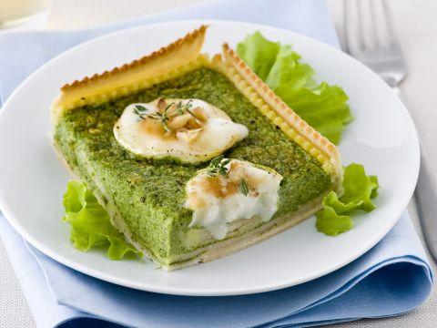 10 torte salate vegetariane sfiziose