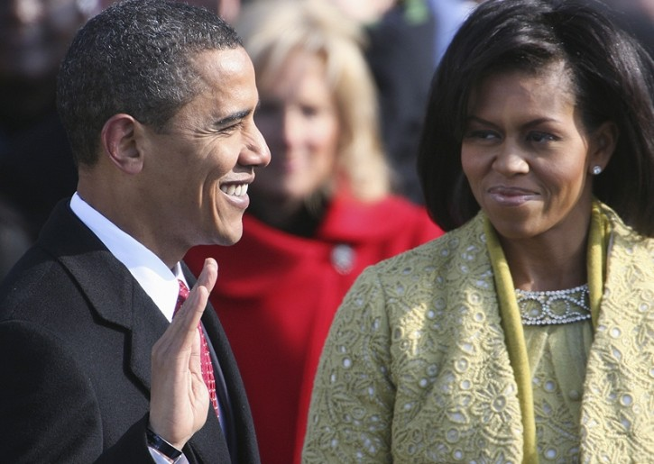 Barack Obama è il 44/mo presidente degli Stati Uniti
