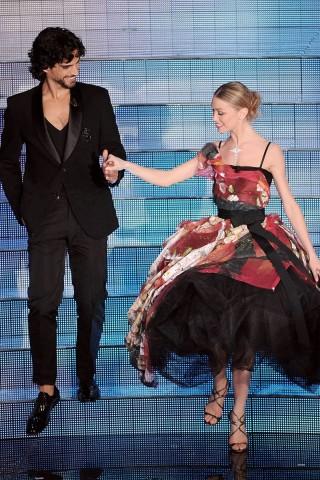 Belli e hot sul palco di Sanremo
