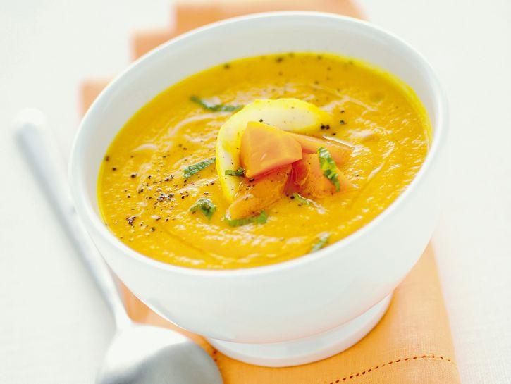 vellutata-di-carote-allaceto-balsamico immagine