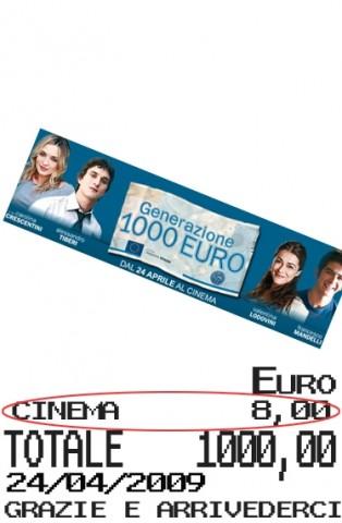 Come si vive con 1000 euro al mese?